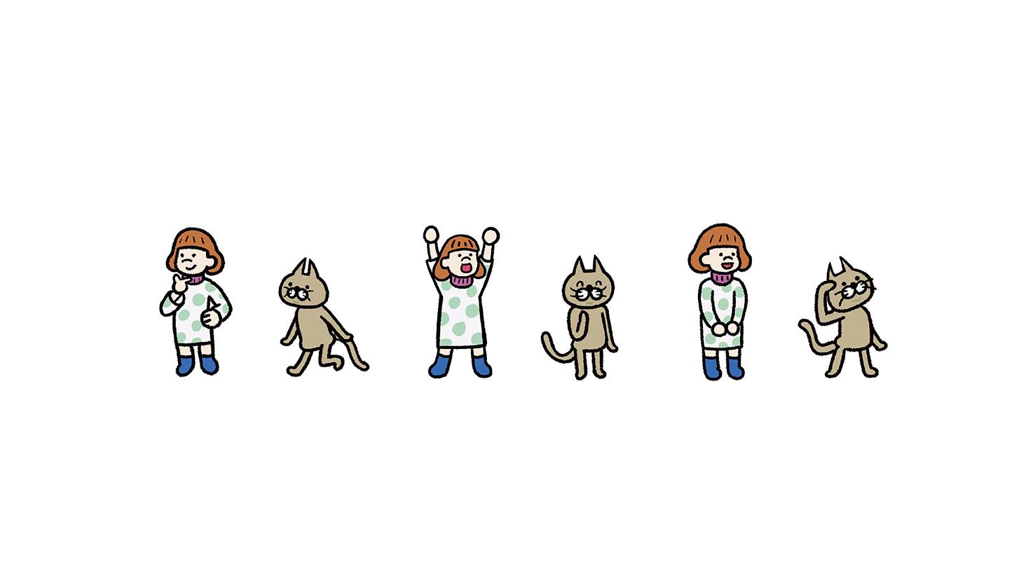 朝日住宅イメージキャラクター